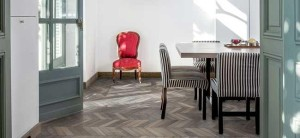 Parquet Badalona - Kährs Chevron Collection